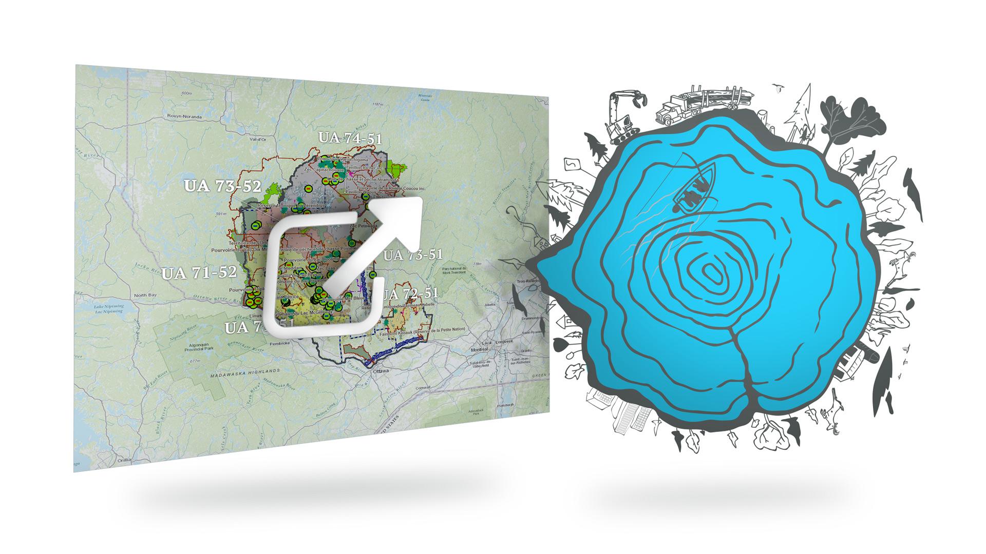 carte/map